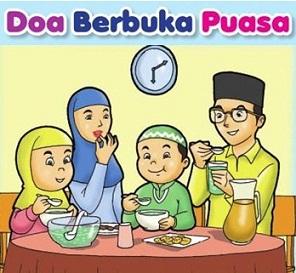 baca Doa Buka Puasa Ramadhan