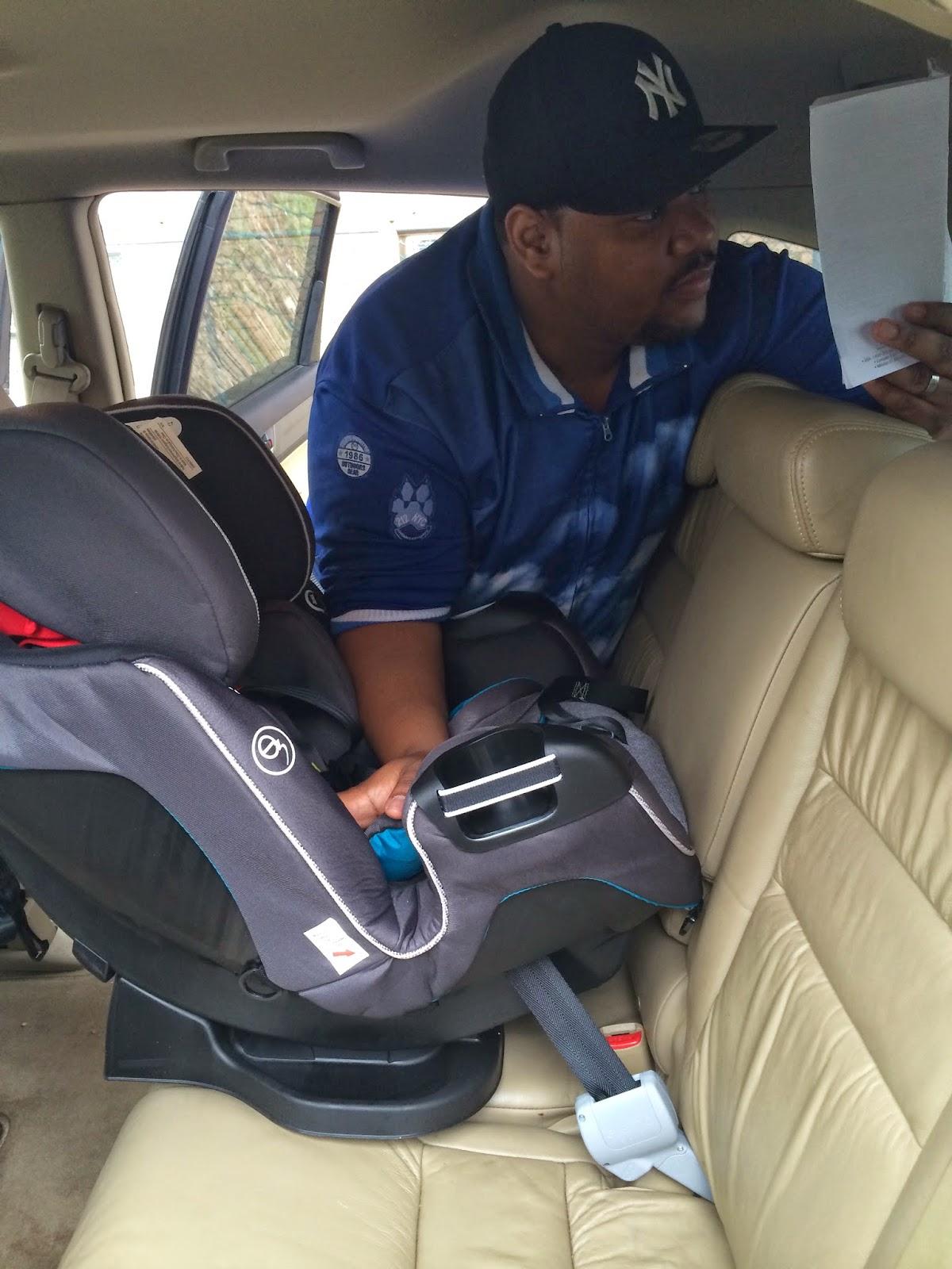 Evenflo Symphony Car Seat Manual