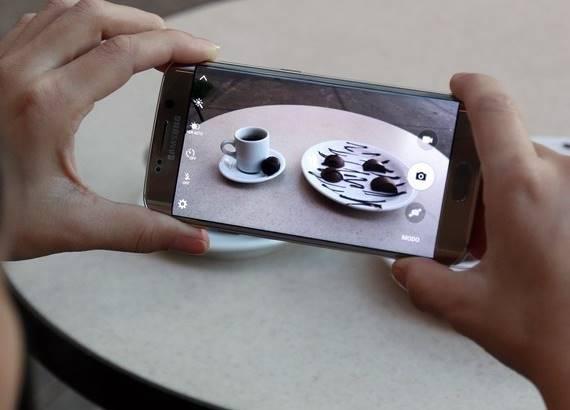 Câmera do S6 Edge tem resolução maior do que a usada no sucessor, o S7 Edge