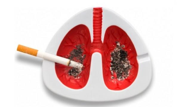 المدخن اول شخص يصيب بالسرطان