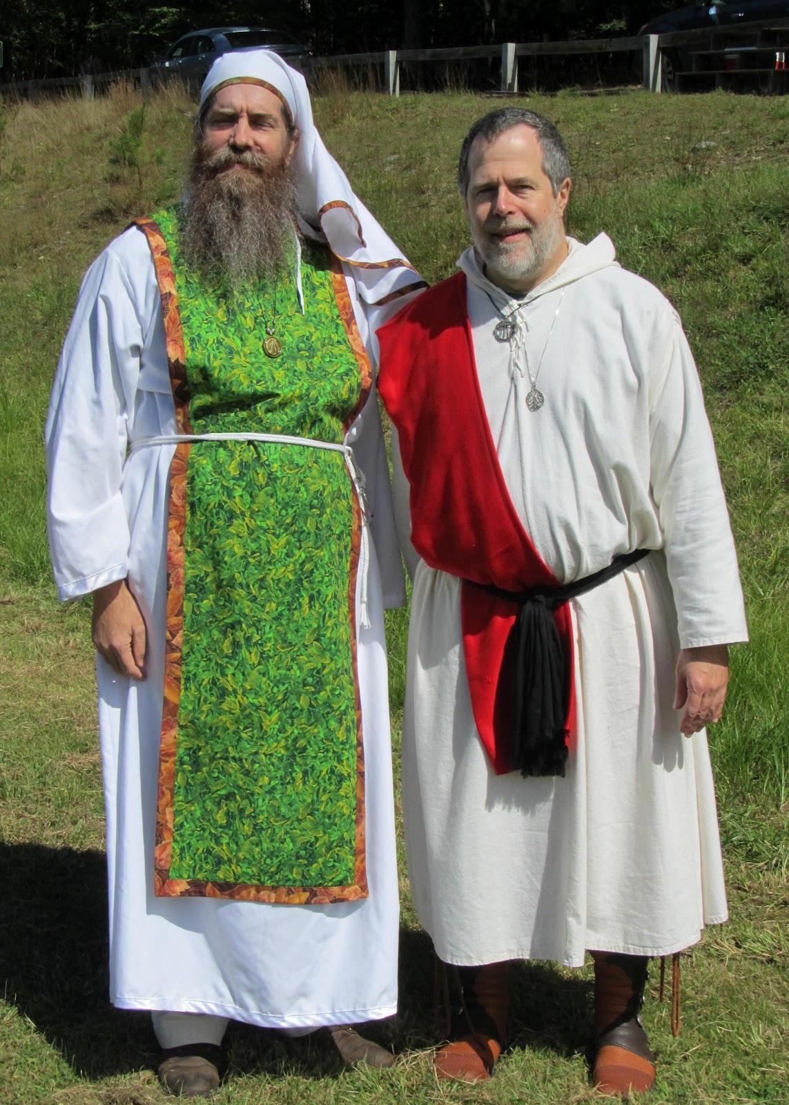Druids and Their Robes | John Beckett