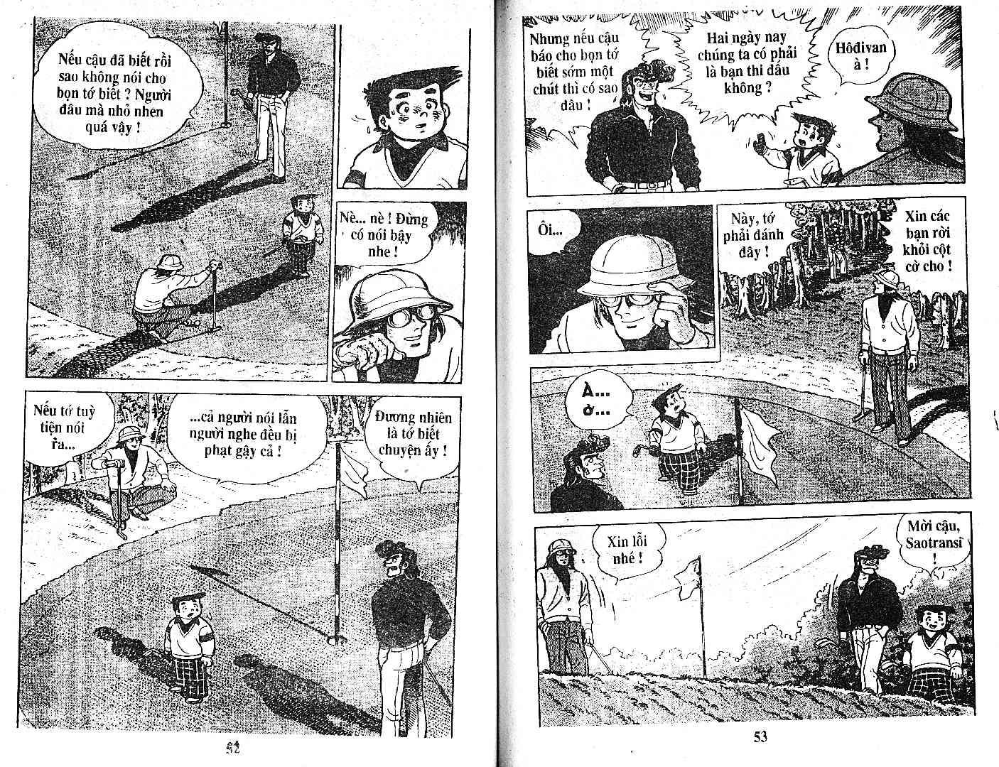 Ashita Tenki ni Naare chapter 26 trang 25