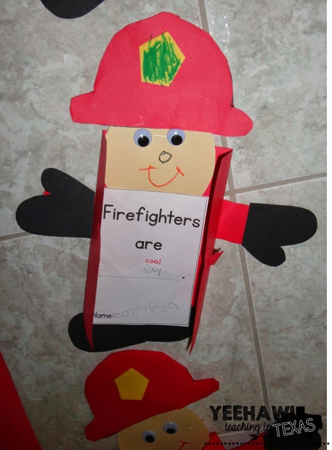 Free Fire Safety Crafts