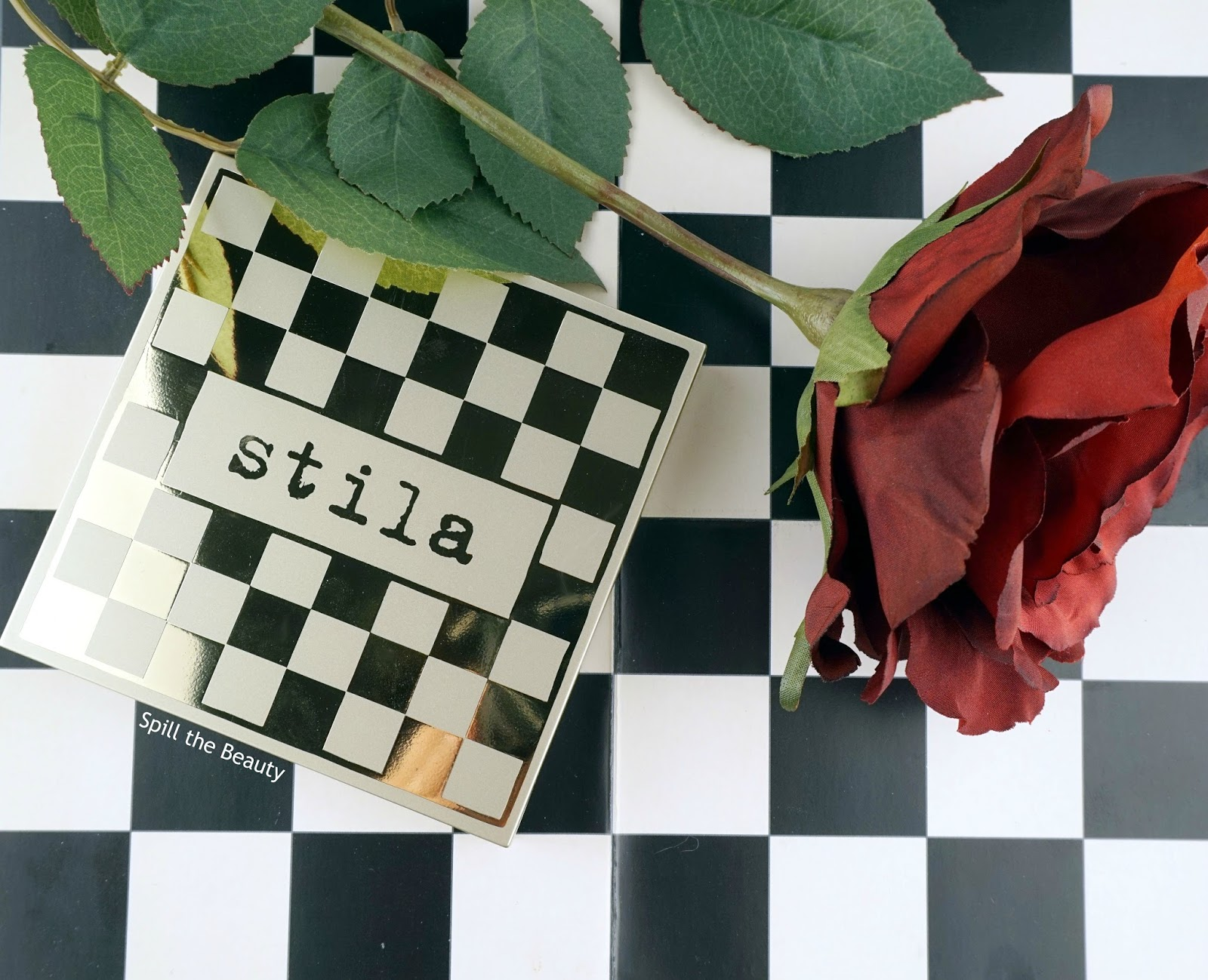 Stila 'Matte 'N Metal' Eye Shadow Palette – Review, Swatches, and Look