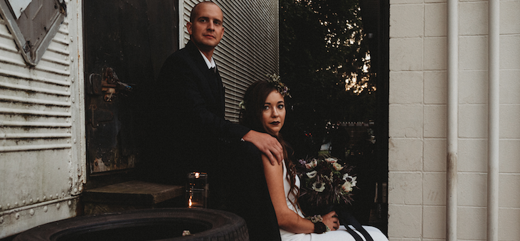 Moody Romance in this Hauntingly Beautiful Affair