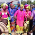 Photos From The Wedding Ceremony Of Isoko Man Who Married 2 Brides @ The Same Day
