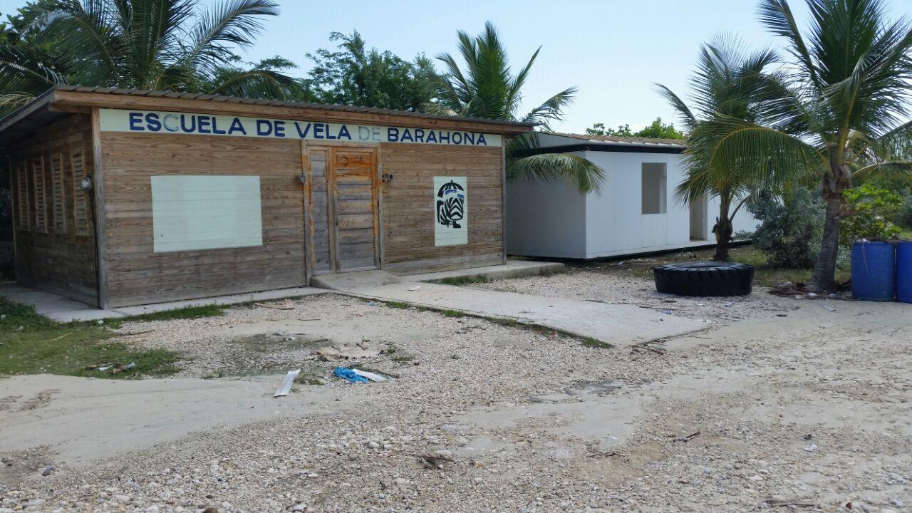 Empresa italiana Drexmore Home dona construcción  a la Federación de la Vela en Barahona