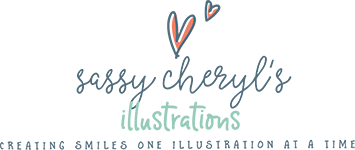 Former DT for Sassy Cheryl's Illustrations