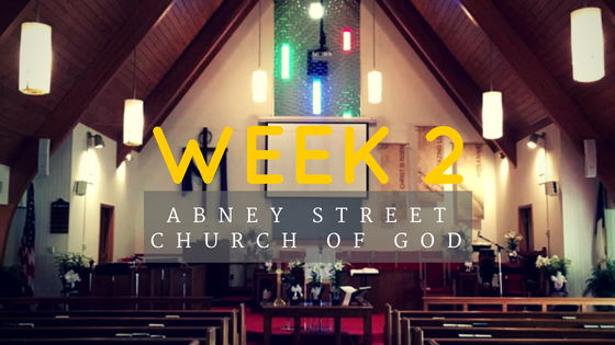 Abney Street Church of God in Saint Albans