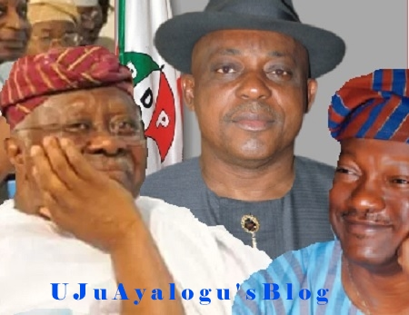PDP Chairmanship: Yoruba Group Dumps Bode George, Agbaje; Drums Support For Uche Secondus