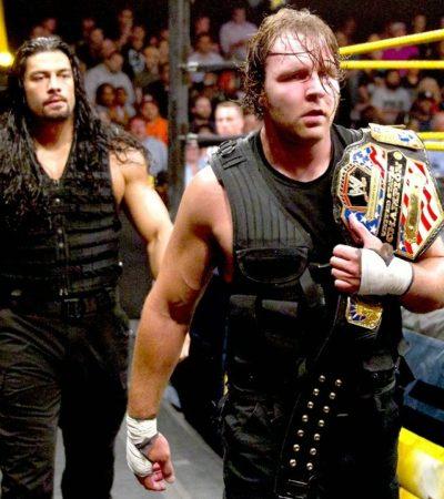 Dean Ambrose Roman Reigns Reunion