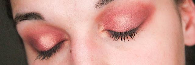 Dupe vs Marque #1 / Deux palettes un makeup / Rose gold edition Huda beauty vs Revelation palette Makeup revolution.