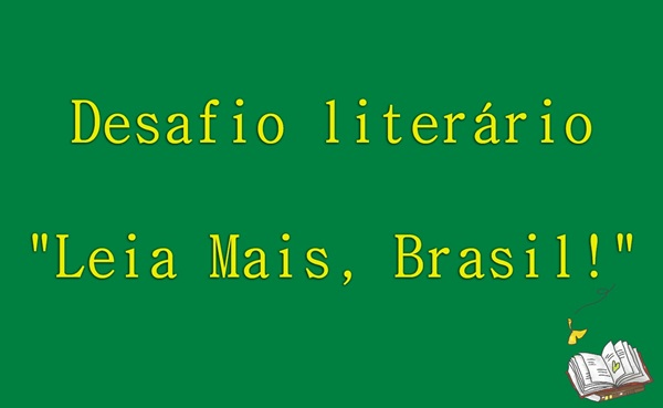Desafio-Literário, 2017, Leia-mais-Brasil, leitura