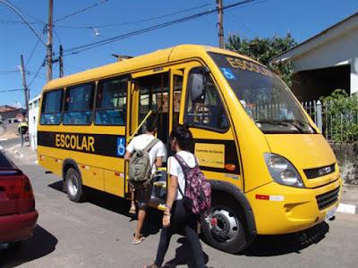 Veículos escolares de 47 municípios paraibanos passarão por vistoria próximo dia 16