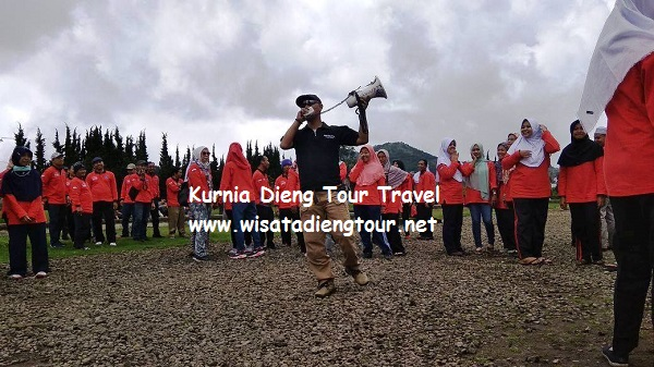 jasa outbound murah dieng