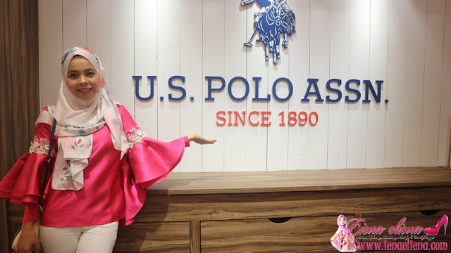 US Polo Melawati Mall