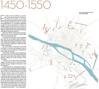Evolution de Paris entre 1450 et 1550
