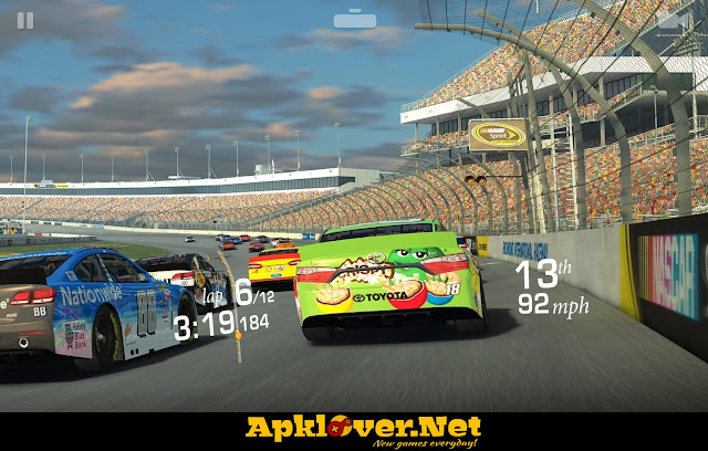 Real Racing 3 MOD APK unlimited money & All unlocked