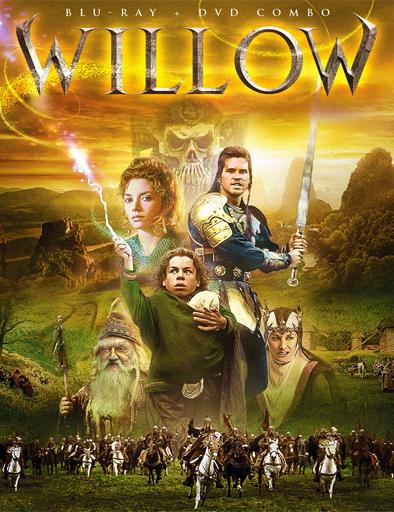 Ver Willow, en la tierra del encanto (1988) Online
