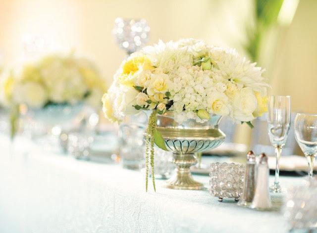 deco fleur pour mariage