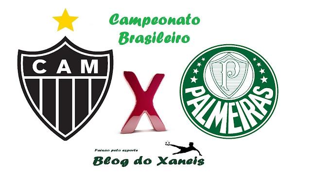 Atlético x Palmeiras Brasileirão Série A 17/11/2016, 21:00 Estádio Independência