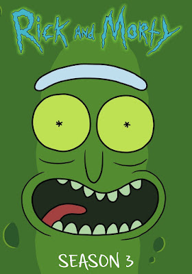 Rick And Morty (TV Series) S03 Custom HD Dual Latino