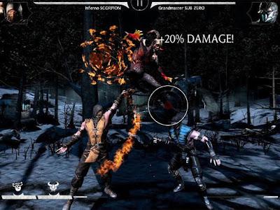 Download Mortal Kombat X Mod Apk + Data (Unlimited Money)
