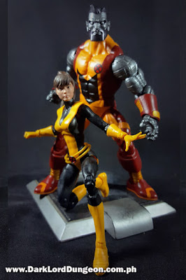 Colossus and Kitty Pryde - Shadowcat