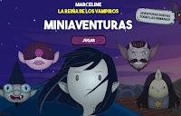 Juego Miniaventuras Marceline La Reina De Los Vampiros