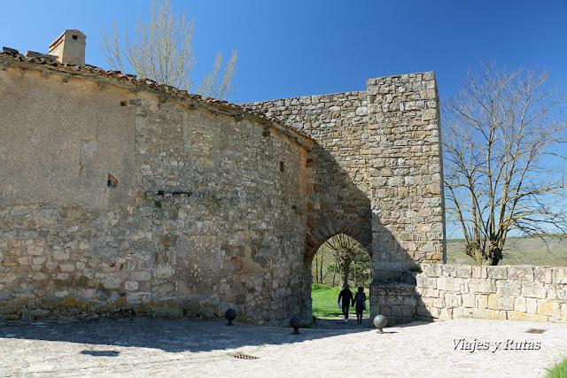Puerta árabe de Medinaceli