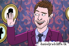 Updated(2): Daniel Radcliffe's guest role on BoJack Horseman