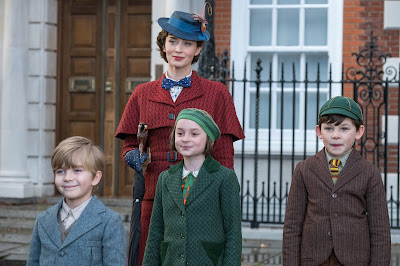 Mary Poppins Returns 2018 Disney movie Emily Blunt