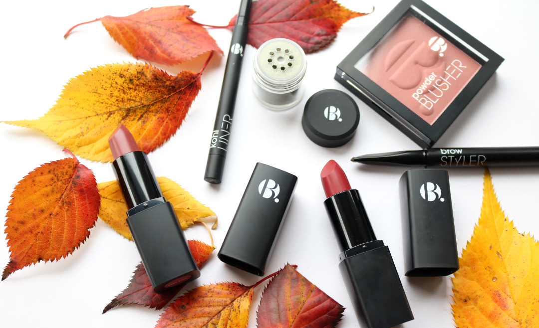 5 Products from B. to Add To Your Autumn/Winter Makeup Bag