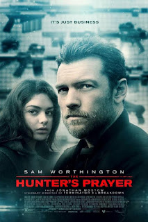 THE HUNTER'S PRAYER review, Sam Worthington