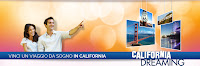 Logo ''California Dreaming'': vinci gratis con Sunsweet