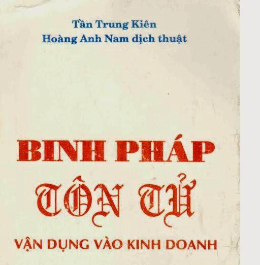 Binh Pháp Tôn Tử Vận Dụng Vào Kinh Doanh - Tần Trung Kiên