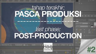 Pasca Produksi Pembuatan Animasi 2D - Post Production #3 - Hog Pictures