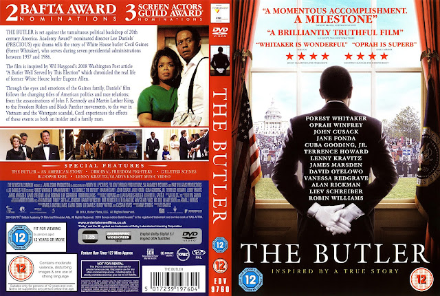 The Butler DVD Cover