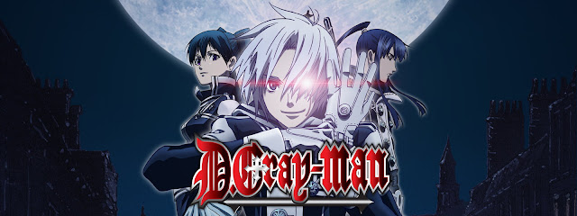 Download OST Opening Ending Insert Song Anime D.Gray-man Season 1 Full Version