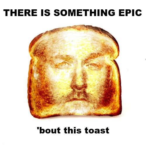 pizzagate meme, Andrew Breitbart, toast