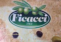 Logo Ficacci Olive premia tutti con un nuovo concorso e forniture omaggio