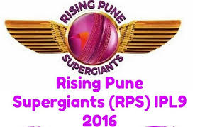 Rising Pune Supergiants(RPS) IPL 9 2016 Schedule,Fixtures|Time Table