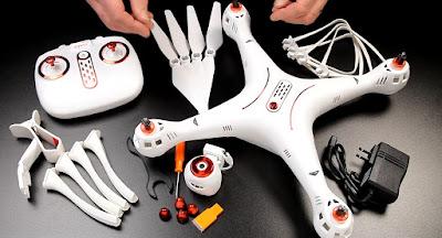 Spesifikasi Drone Syma X8SW - OmahDrones
