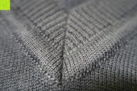 zoomen: ARMEDANGELS Herren Strickpullover aus Bio-Baumwolle - Miko - blau GOTS