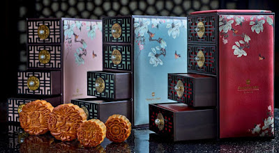 Source: Shangri-La, Singapore. The Shang Palace will have limited edition mooncakes till early October.