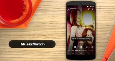 Aplikasi Canggih Musixmatch