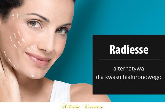 Radiesse – alternatywa dla kwasu hialuronowego