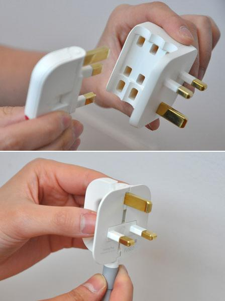 3 4 Plugs >> 15 Creative Electric Plugs and Cool Electric Plug Designs.