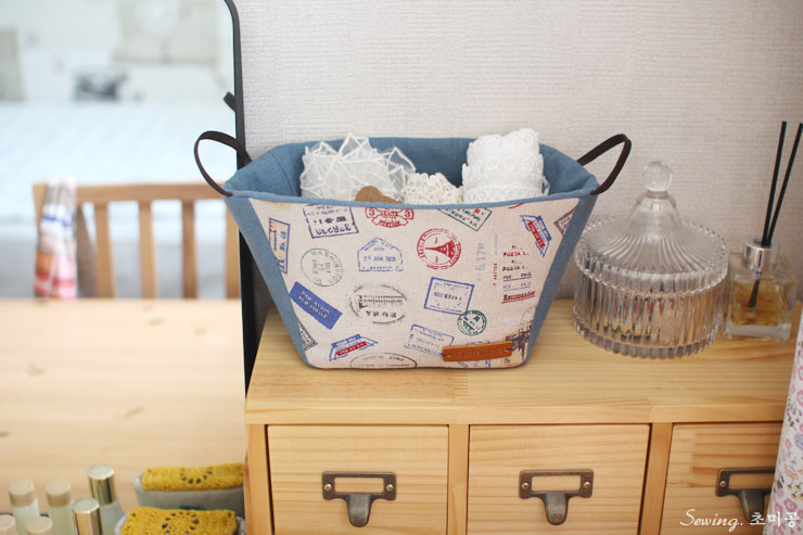 Fabric Covered Boxes, Storage Boxes and Crates. DIY Tutorial