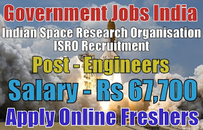 Indian Space ISRO Recruitment 2019